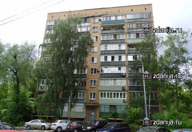 Москва, Верхняя улица, дом 14 (САО, район Беговой)