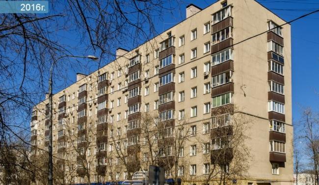 Москва, Затонная улица, дом 7, корпус 1, Серия: II-29 (ЮАО, район Нагатинский Затон)
