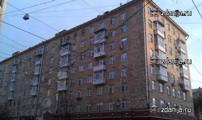 Москва, Ладожская улица, дом 2/37 (ЦАО, район Басманный)