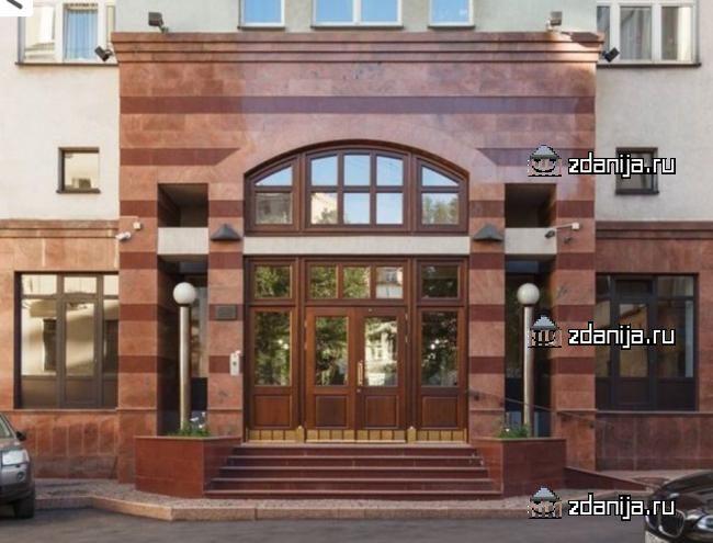 Москва, 3-й Самотечный переулок, дом 11, корпус 2 (ЦАО, район Тверской)