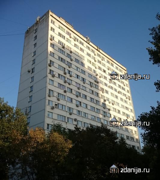 Москва, улица Трофимова, дом 16, Серия 1МГ-601Д (ЮВАО, район Южнопортовый)
