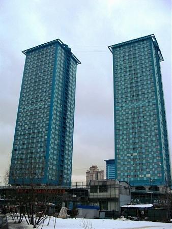 Москва, Авиационная улица, дом 66 (СЗАО, район Щукино)