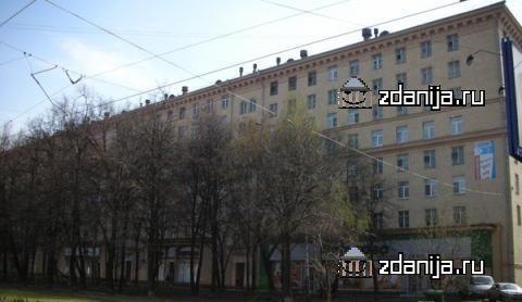 Москва, Волоколамское шоссе, дом 13 (САО, район Сокол)