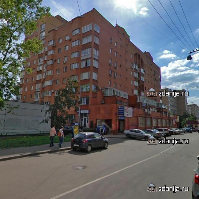 Москва, Ладожская улица, дом 8 (ЦАО, район Басманный)