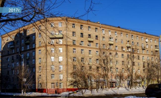 Москва, улица Трофимова, дом 31 (ЮВАО, район Южнопортовый)