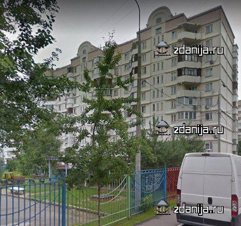 Москва, Новокосинская улица, дом 15, корпус 7, Серия: ПД-4/12 (ВАО, район Новокосино)