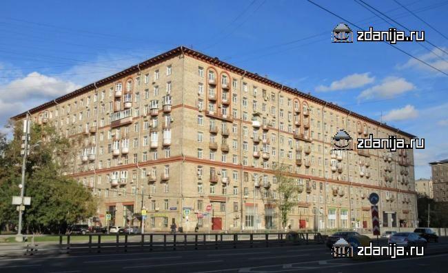 Москва, Волоколамское шоссе, дом 10 (САО, район Сокол)