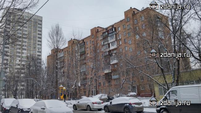 Москва, улица Малышева, дом 13 (ЮВАО, район Текстильщики)