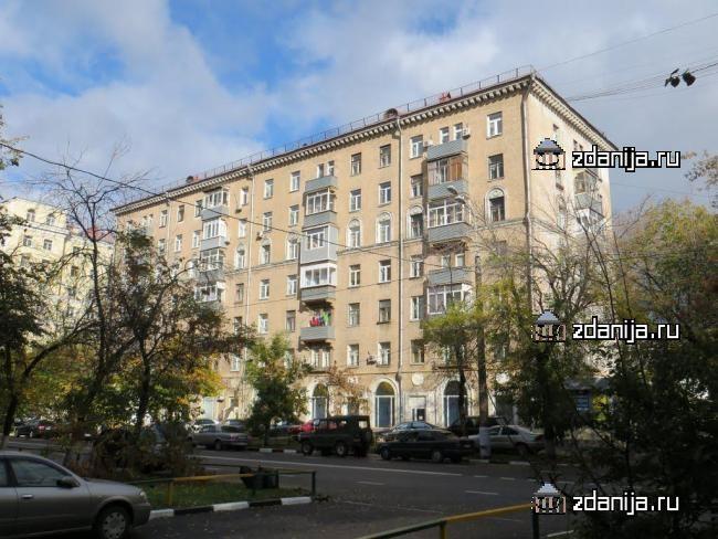 Москва, улица Трофимова, дом 3 (ЮАО, район Даниловский)