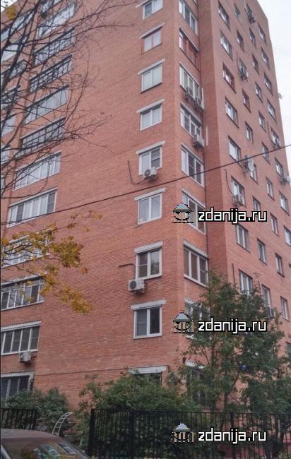 Москва, улица Артюхиной, дом 25, корпус 2 (ЮВАО, район Текстильщики)
