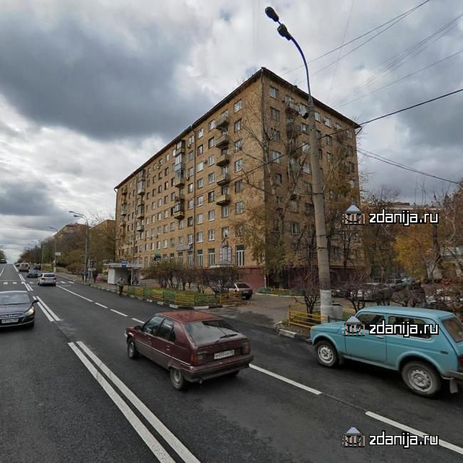 Москва, улица Трофимова, дом 29 (ЮВАО, район Южнопортовый)