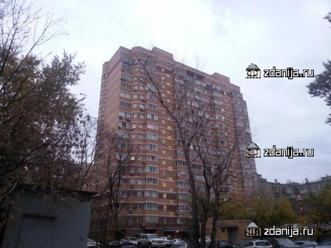 Москва, улица Трофимова, дом 9, корпус 2 (ЮАО, район Даниловский)