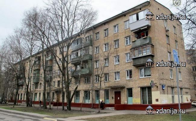 Москва, Радужная улица, дом 9, корпус 1 (СВАО, район Бабушкинский)