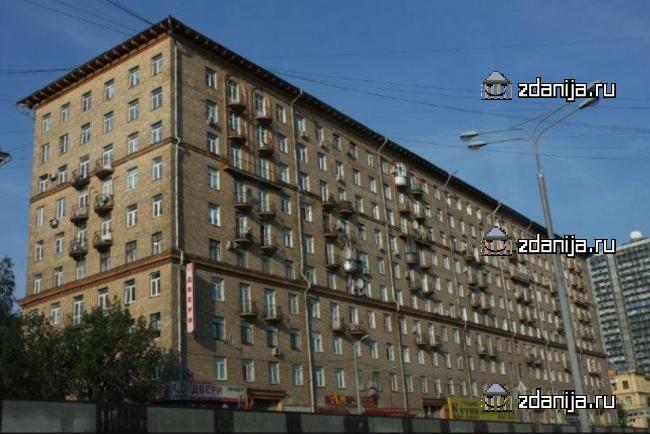 Москва, Волоколамское шоссе, дом 6 (САО, район Сокол)