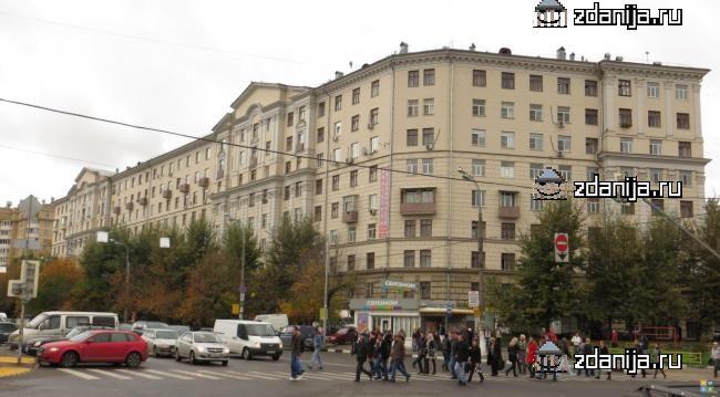 Москва, улица Трофимова, дом 35/20 (ЮВАО, район Южнопортовый)