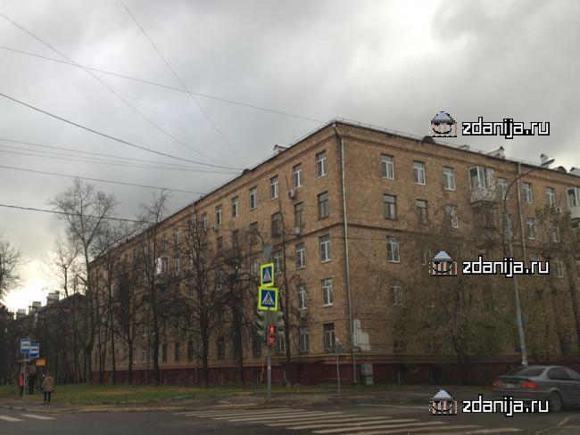 Москва, 3-я Парковая улица, дом 39, корпус 1 (ВАО, район Измайлово)