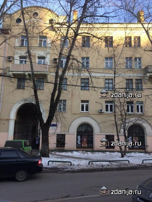 Москва, улица Гришина, дом 24, корпус 1 (ЗАО, район Можайский)