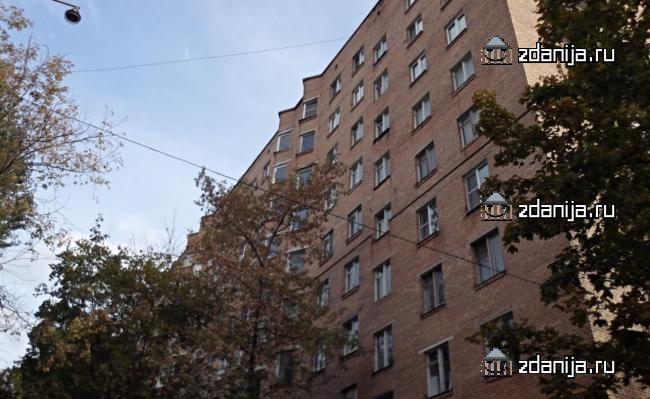 Москва, Авиационная улица, дом 68, Серия: II-29 (СЗАО, район Щукино)