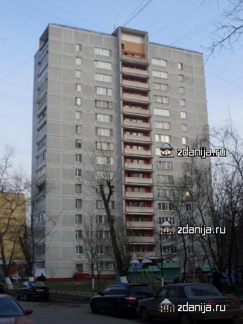 Москва, 8-я улица Текстильщиков, дом 12, корпус 2, Серия II-68 (ЮВАО, район Текстильщики)