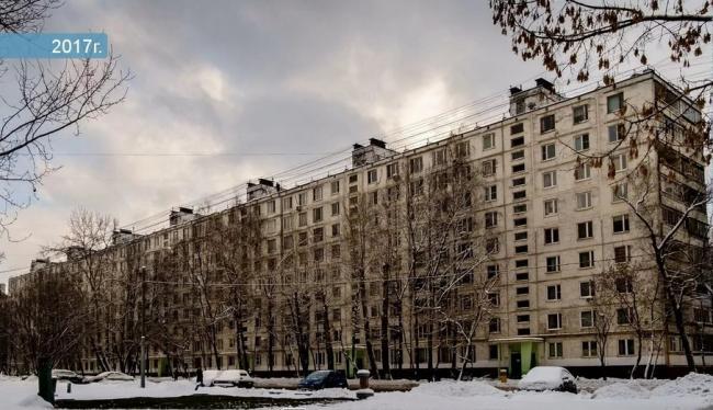 Москва, Севанская улица, дом 19, корпус 1 (ЮАО, район Царицыно)