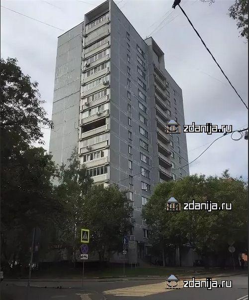 Москва, Ладожская улица, дом 10, Серия II-68 (ЦАО, район Басманный)