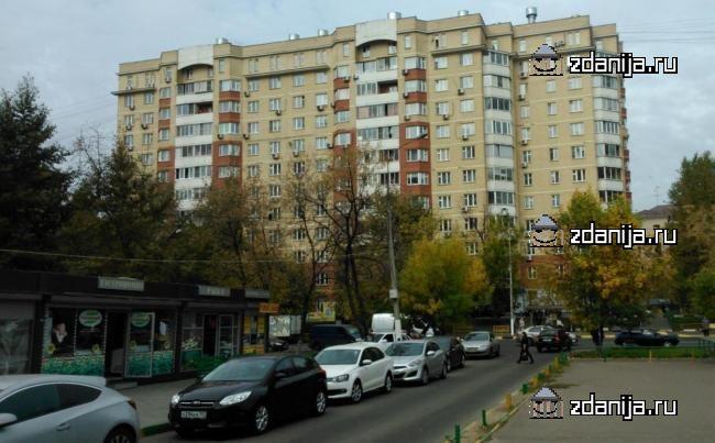 Москва, улица Трофимова, дом 33 (ЮВАО, район Южнопортовый)