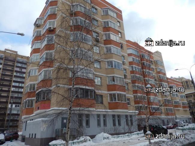 Москва, 1-й Самотечный переулок, дом 22 (ЦАО, район Тверской)