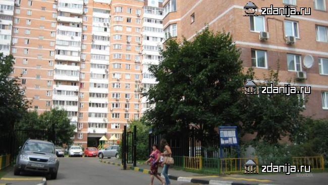 Москва, 8-я улица Текстильщиков, дом 13, корпус 2 (ЮВАО, район Текстильщики)