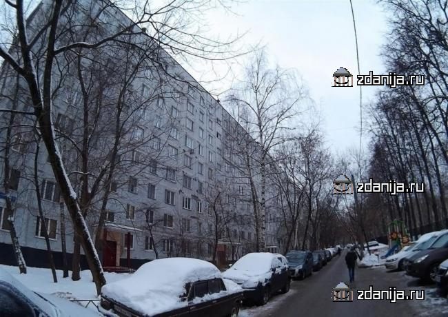 Москва, улица Артамонова, дом 11, корпус 2, Серия: II-49Д (ЗАО, район Фили-Давыдково)