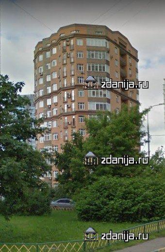 Москва, 2-я Филевская улица, дом 6, корпус 5 (ЗАО, район Филевский Парк)