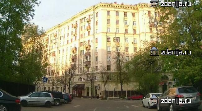 Москва, Волоколамское шоссе, дом 1, корпус А (САО, район Сокол)