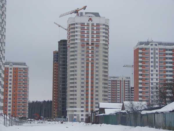 Дома серии Д-25 - фото и планировки квартир