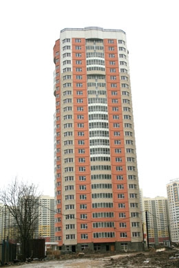 Дома серии КОПЭ-БАШНЯ с планировками квартир с размерами