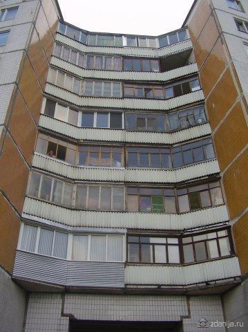 Дома серии II-49, планировки квартир с размерами