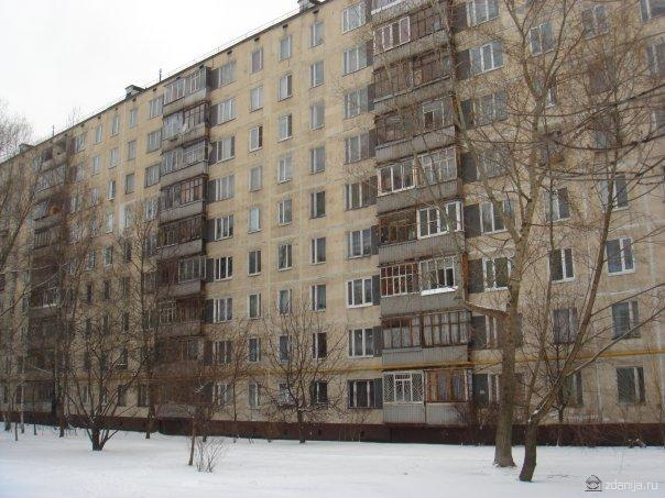 """Остекление балкона ii 49д """"остекление москвы""""."""