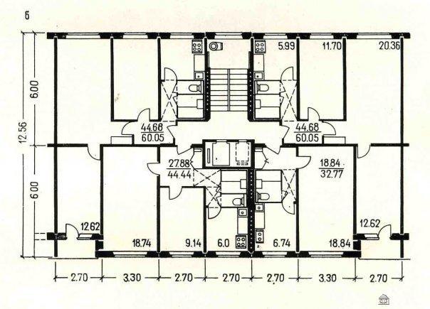 дома серии II-49