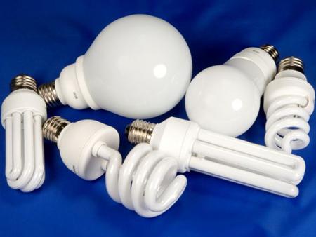 ЭСБ лампочки энергосберегающие