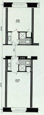серия домов II-34 планировка квартир