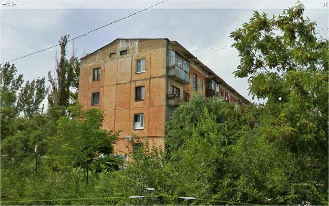 Дома серии 1-447КП - планировки квартир (панельные четырехэтажки)