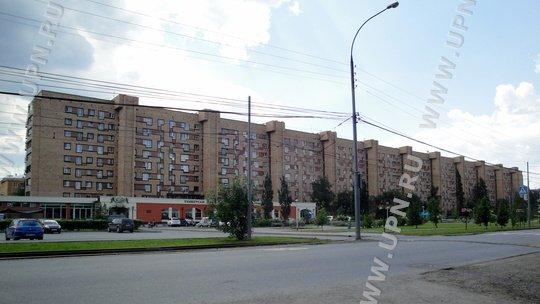 Фасад северная сторона