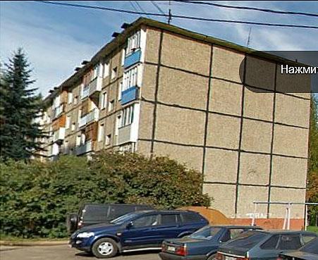 одна из модификаций серии 1-464 (панельная 5-этажка Подмосковье отр.адм.) Подскажите серию дома