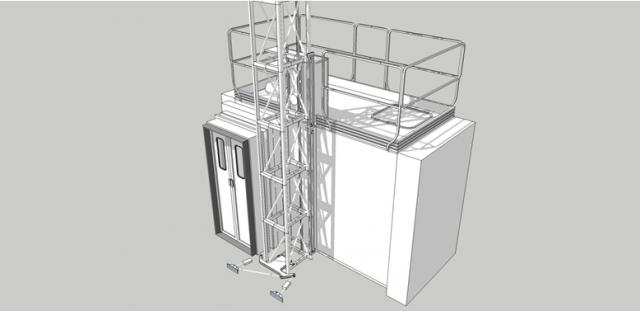 противопожарные лифты