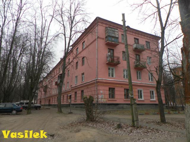 Новый городок в Одинцовском р-не несерийные дома (отр.адм.) Помогите определить серию дома