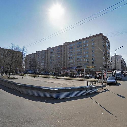 Вид улицы