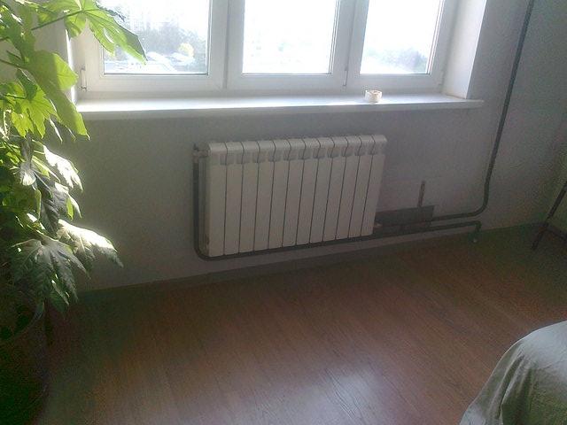 Газосварка. Замена радиаторов, батарей отопления, труб газосваркой в Москве и области.