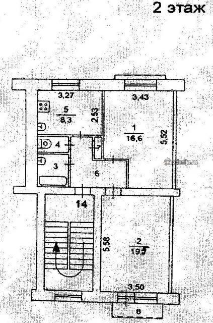 Серия 1-460-6 (отр.адм.) Помогите определить серию кирпичных 4-этажек в Чeлябинcке (1958 г.п.)