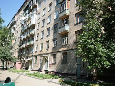 Москва, Огородный проезд, дом 19, Серия II-08 (СВАО, район Бутырский)