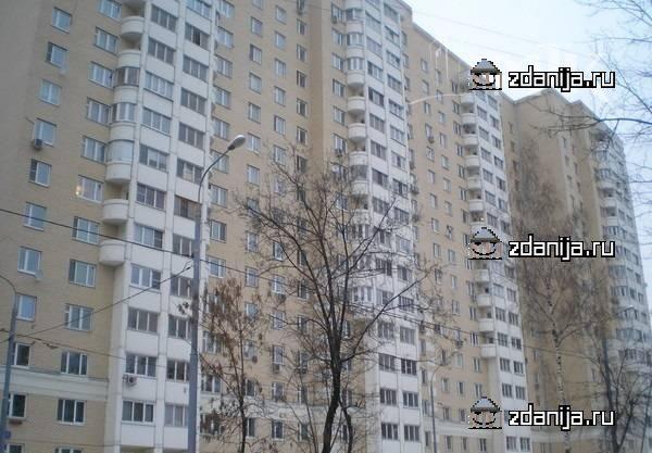 Москва, Отрадный проезд, дом 5, Серия П111М (СВАО, район Отрадное)