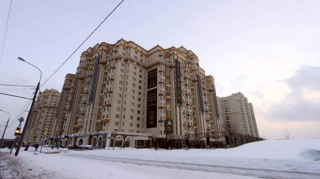 Москва, Ломоносовский просп., д.25, к.1 (ЗАО, район Раменки)