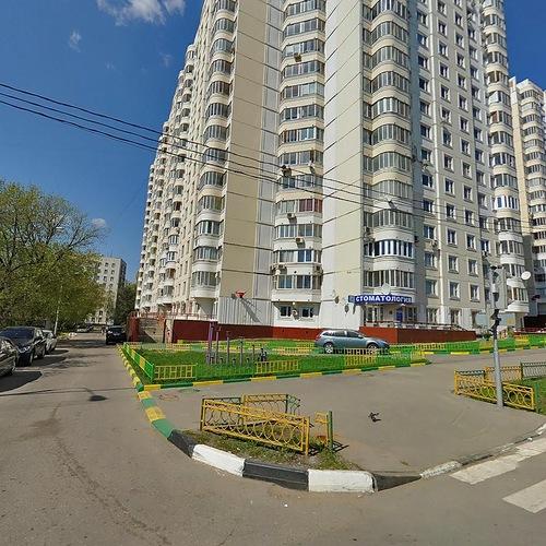 Москва, Варшавское шоссе, дом 108, корпус 1, Серия п3м (ЮАО, район Нагорный)